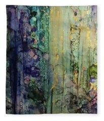 Free Fall Fleece Blanket