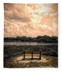 From Here To Eternity Fleece Blanket