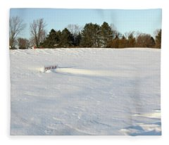 Frost Delay Fleece Blanket
