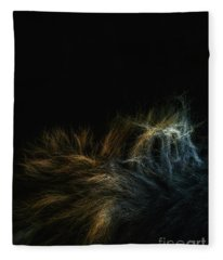 Fur Fleece Blanket