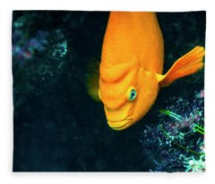 Garibaldi Fleece Blanket