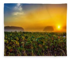 Gauzey Cotton  Fleece Blanket