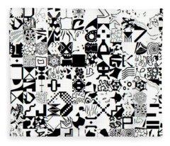 Genius3_25052019 Fleece Blanket