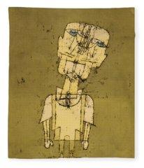 Ghost Of A Genius, 1922 Fleece Blanket