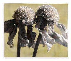 Ghost Sisters Fleece Blanket