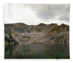 Gilpin Lake Fleece Blanket