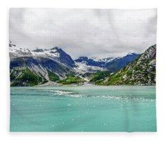 Glacier Bay 4 Fleece Blanket