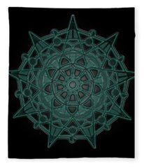 Glow Fleece Blanket