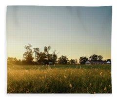 God's Promise Fleece Blanket