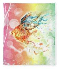 Goldfin Fleece Blanket