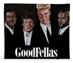 Goodfellas - Champions Edition Fleece Blanket