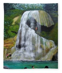 Gozalandia Fleece Blanket
