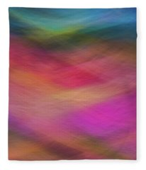 Graffiti Fleece Blanket