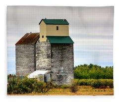 Grain Drain Fleece Blanket