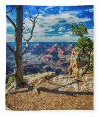 Grand Canyon Springs New Life Fleece Blanket