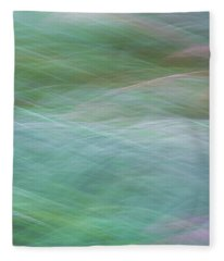 Grasses Fleece Blanket