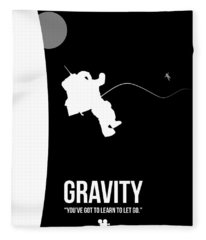 Gravity Fleece Blanket