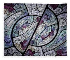 Habakkuk Fleece Blanket