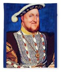 Happy Henry Fleece Blanket
