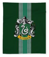 Harry Potter Sonserina Fleece Blanket