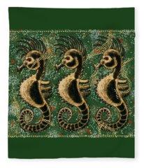 Hehorse Digital Addition 3 Fleece Blanket