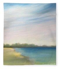 High Sky Fleece Blanket