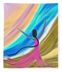 Highest Praise Fleece Blanket