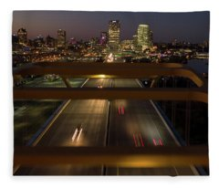 Hoan View Fleece Blanket