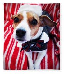 Holiday Jack Fleece Blanket