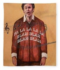 Holidaze Fleece Blanket