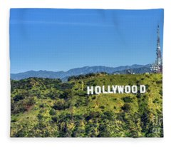 Hollywood 2 Fleece Blanket