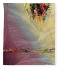 Hovering Fleece Blanket
