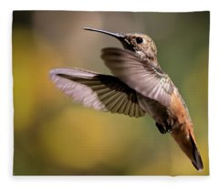 Hummer 4 Fleece Blanket