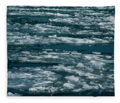 Ice Cold With Filter Fleece Blanket
