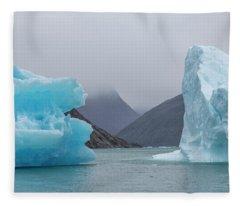 Ice Giants Fleece Blanket