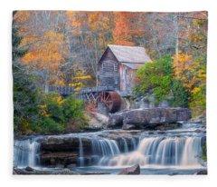 Iconic Fleece Blanket