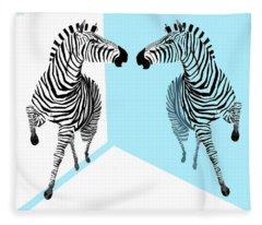 Image Fleece Blanket