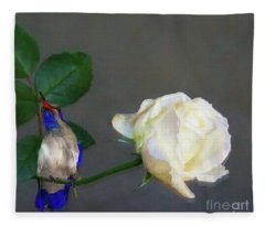 Impeach Fleece Blanket