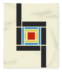 Inca King Fleece Blanket
