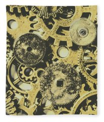 Industrialised Fleece Blanket