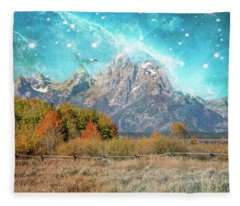 It's More Than Just A Place Fleece Blanket