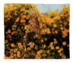 Beautiful Nature Fleece Blanket