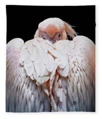 I've Got My Eye On You Fleece Blanket