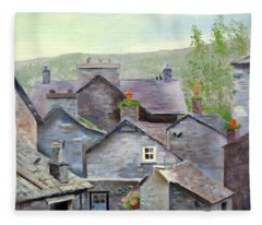 Jackdaw Inn Fleece Blanket