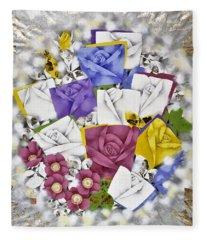 Japanese Modern Interior Art #64 Fleece Blanket