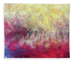 Jesus Christ, Rose Of Sharon. Song Of Solomon 2 1 Fleece Blanket
