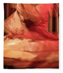 Julia Fleece Blanket