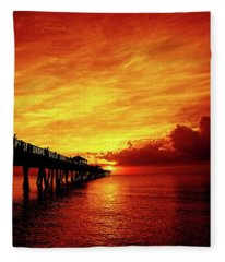 Juno Pier 2 Fleece Blanket