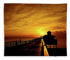 Juno Pier 4 Fleece Blanket