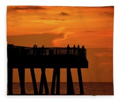 Juno Pier 5 Fleece Blanket